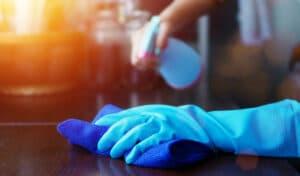 Desinfectar COVID 19